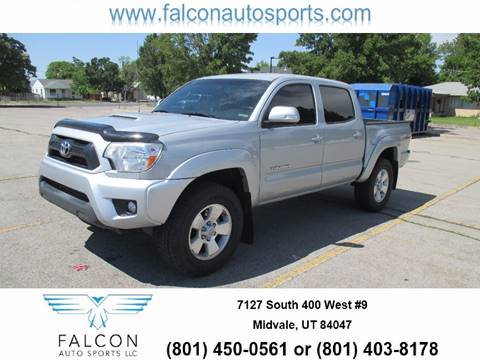2012 Toyota Tacoma for sale in Midvale, UT