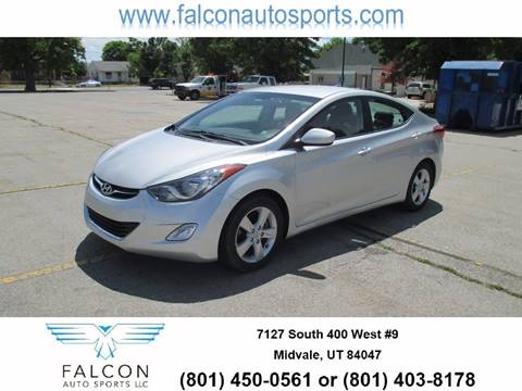 2012 Hyundai Elantra for sale in Midvale, UT