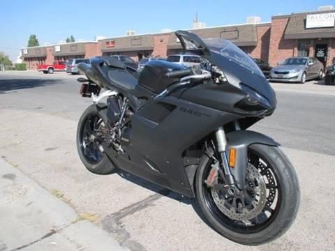 2012 Ducati 848 Evo for sale in Murray, UT