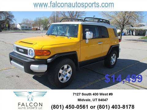 2007 Toyota FJ Cruiser for sale in Midvale, UT
