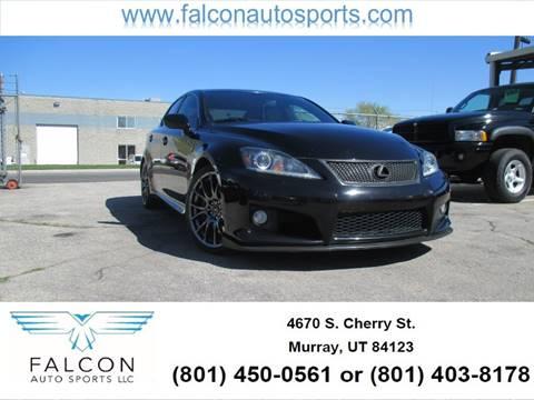 2012 Lexus IS F for sale in Murray, UT