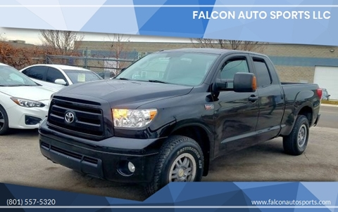 2013 Toyota Tundra for sale at Falcon Auto Sports LLC in Murray UT