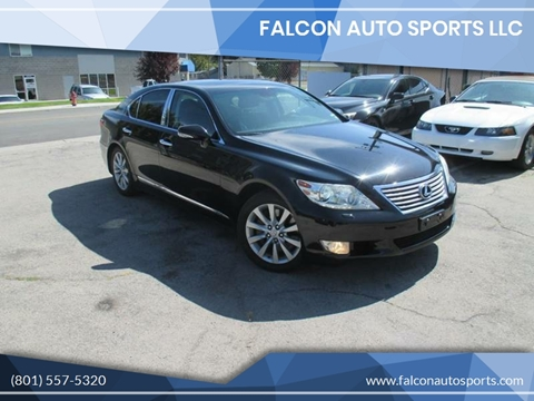 2010 Lexus LS 460 for sale at Falcon Auto Sports LLC in Murray UT