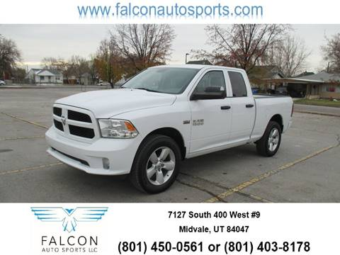 2014 RAM Ram Pickup 1500 for sale in Midvale, UT