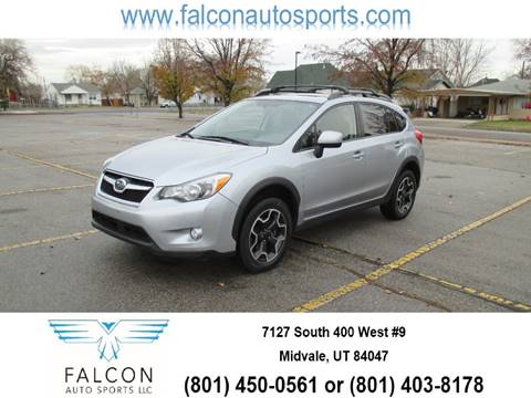 2013 Subaru XV Crosstrek for sale in Midvale, UT