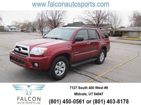 2007 Toyota 4Runner for sale in Midvale, UT