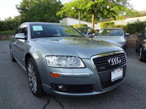 2007 Audi A8 L for sale in Germantown, MD
