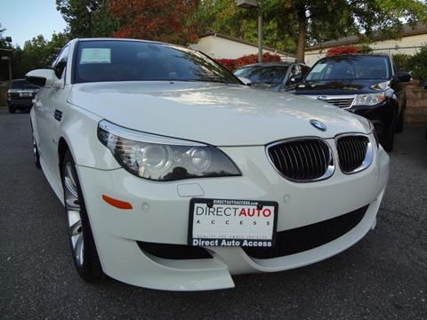 2008 BMW M5 for sale in Germantown, MD