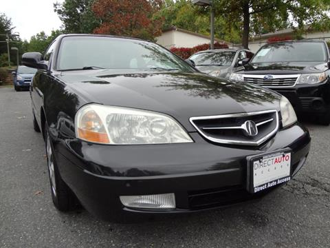 2001 Acura CL for sale in Germantown, MD