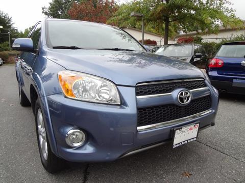 2010 Toyota RAV4 for sale in Germantown, MD