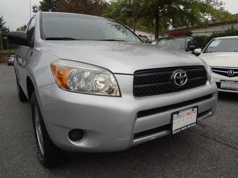 2007 Toyota RAV4 for sale in Germantown, MD