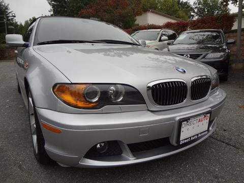 2004 BMW 3 Series for sale in Germantown, MD