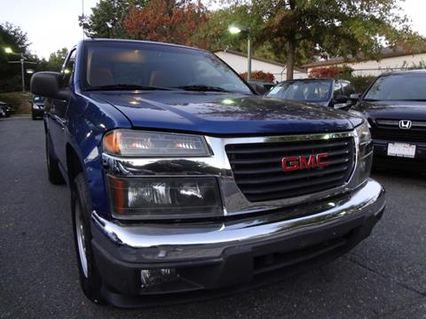 2006 GMC Canyon for sale in Germantown, MD