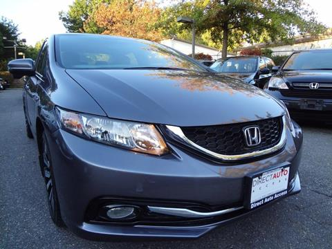 2014 Honda Civic for sale in Germantown, MD