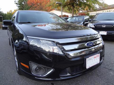 2011 Ford Fusion for sale in Germantown, MD
