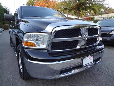 2009 Dodge Ram Pickup 1500 for sale in Germantown, MD