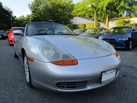 2002 Porsche Boxster for sale in Germantown, MD