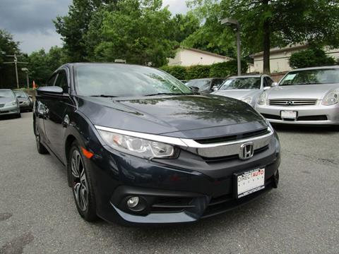 2017 Honda Civic for sale in Germantown, MD