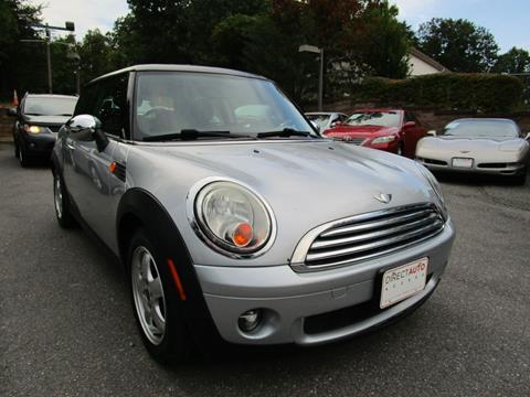 2007 MINI Cooper for sale in Germantown, MD