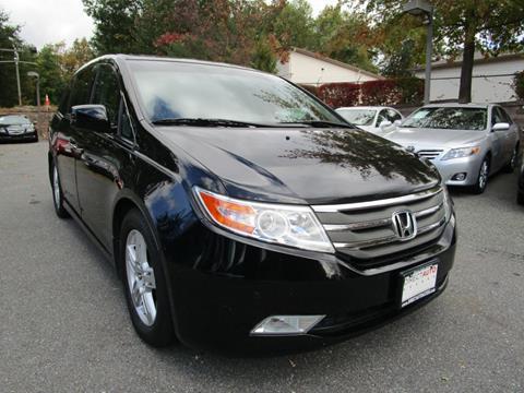 2012 Honda Odyssey for sale in Germantown, MD