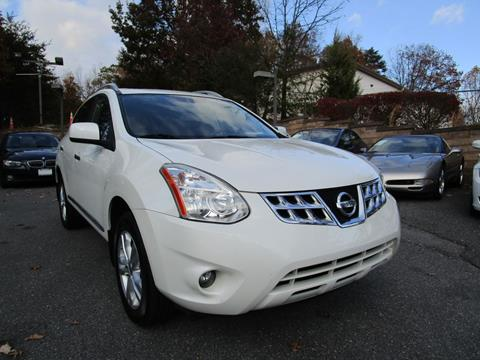 2013 Nissan Rogue for sale in Germantown, MD