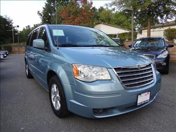 2008 Chrysler Town and Country for sale in Germantown, MD