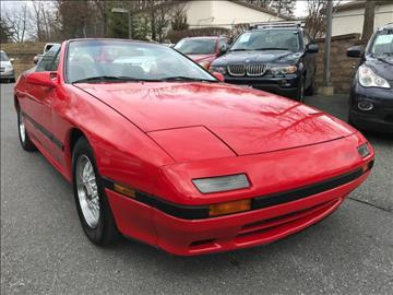 1988 Mazda RX-7 for sale in Germantown, MD