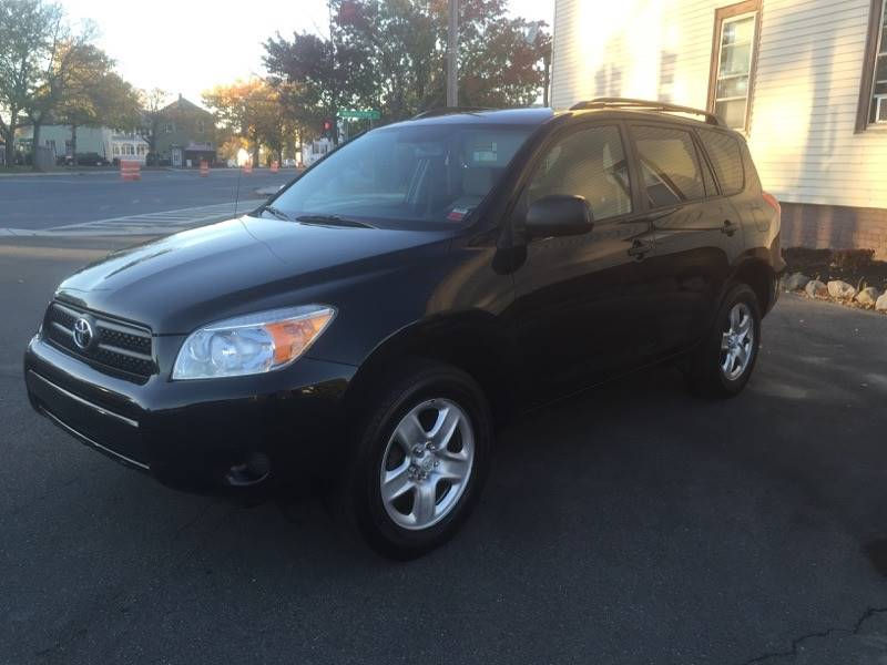 2008 Toyota RAV4 for sale at ADAM AUTO AGENCY in Rensselaer NY