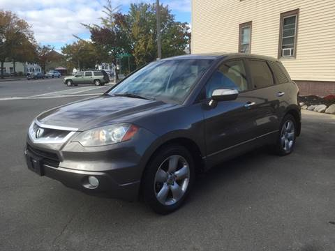 2007 Acura RDX for sale at ADAM AUTO AGENCY in Rensselaer NY