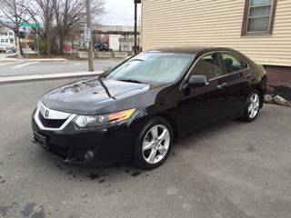 2009 Acura TSX for sale at ADAM AUTO AGENCY in Rensselaer NY