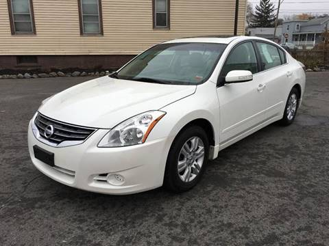 2010 Nissan Altima for sale at ADAM AUTO AGENCY in Rensselaer NY