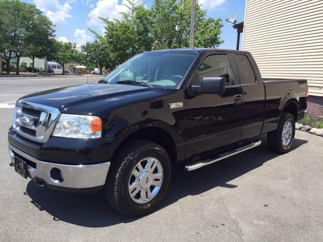 2008 Ford F-150 for sale at ADAM AUTO AGENCY in Rensselaer NY