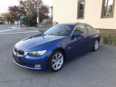2008 BMW 3 Series for sale at ADAM AUTO AGENCY in Rensselaer NY
