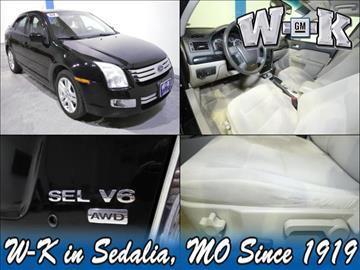 2007 Ford Fusion for sale in Sedalia, MO