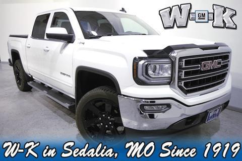 2017 GMC Sierra 1500 for sale in Sedalia, MO