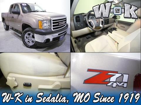 2012 GMC Sierra 1500 for sale in Sedalia, MO
