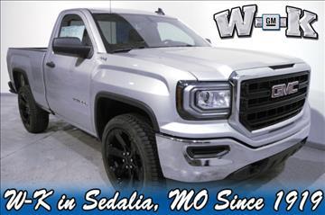 2016 GMC Sierra 1500 for sale in Sedalia, MO