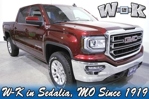 2017 GMC Sierra 1500 for sale in Sedalia, MO