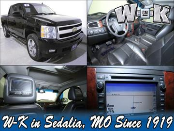 2011 Chevrolet Silverado 1500 for sale in Sedalia, MO