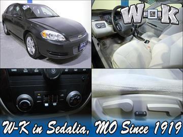 2013 Chevrolet Impala for sale in Sedalia, MO