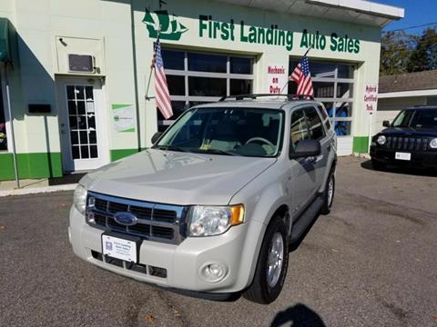 2008 Ford Escape for sale in Virginia Beach, VA