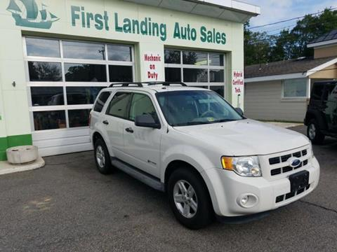 2009 Ford Escape Hybrid for sale in Virginia Beach VA