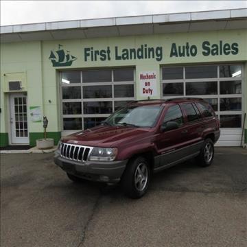 2002 Jeep Grand Cherokee for sale in Virginia Beach, VA
