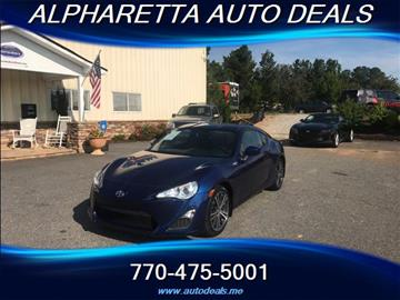 2013 Scion FR-S for sale in Alpharetta, GA