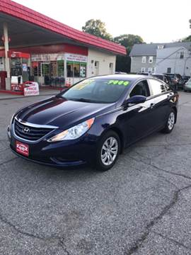 2013 Hyundai Sonata for sale in North Attleboro, MA