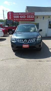 2014 Nissan Rogue Select for sale in North Attleboro, MA