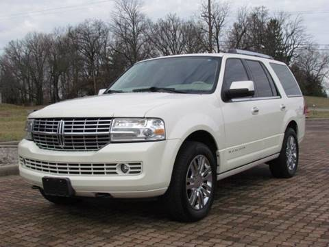 2007 Lincoln Navigator for sale in Versailles, KY