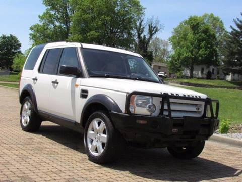 2006 Land Rover LR3 for sale in Versailles, KY