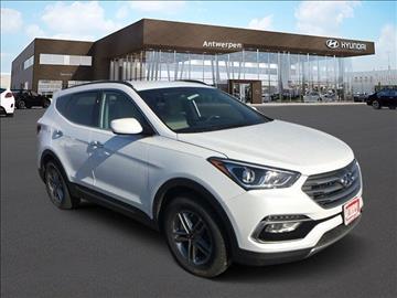 2017 Hyundai Santa Fe Sport for sale in Clarksville, MD