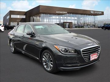 2017 Genesis G80 for sale in Clarksville, MD